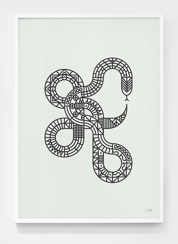 Snake by Editions of 100 By Think Work Observe