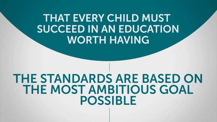 A brief animation explaining the Australian Professional Standards for Teachers.