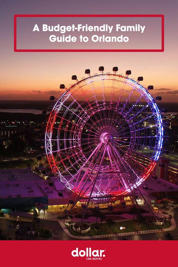 Orlando Make Your Dollar Go Further Orlando Theme Parks Family