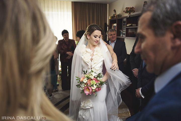 Andreea & Theo - Fotografii Nunta - Ramnicu Valcea - Irina Dascalu Photography - Irina Dascalu Photography