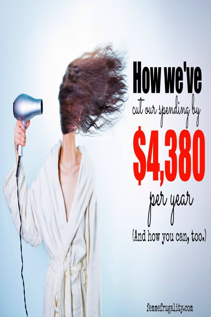 Find out how we managed to cut $4,380 per year and you can too!