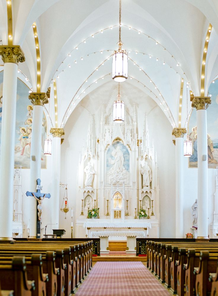 Assumption Catholic Church in Nashville, Tennessee