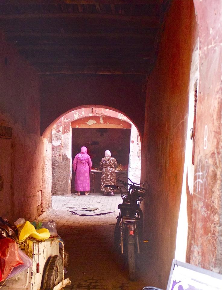 Marrakech, Morocco  - Photo by Aimee Kasten