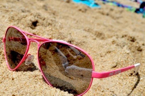Juicy: At The Beaches, Pink Summer, Summer Beaches, Summer Shades, Sunglasse, Juicy Couture, Pink Things, Sweet Summertime, Summer Time