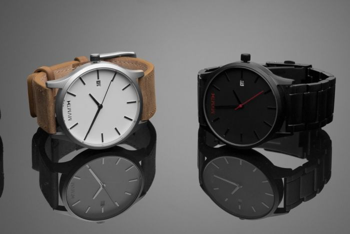 Nice but cheap MVMT watches are only $69 delivered to the UK.