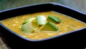 Peruvian quinoa soups