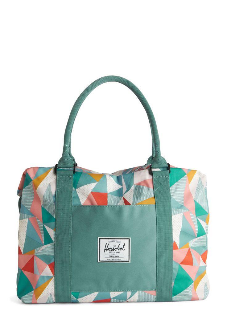 Prism and Blues Weekend Bag