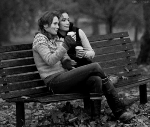 Piper Perabo and Lena Headey #RachelxLuce
