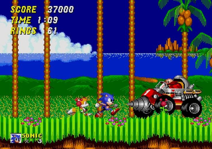 15-sonic-the-hedgehog-2 #retro games