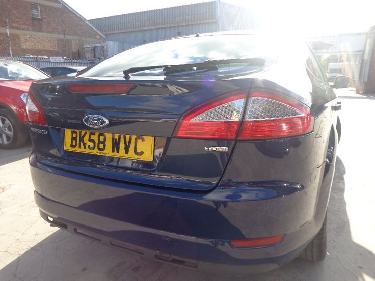 2008 (58) - Ford Mondeo 1.8 TDCi Edge 5dr (6 speed), photo 10 of 10