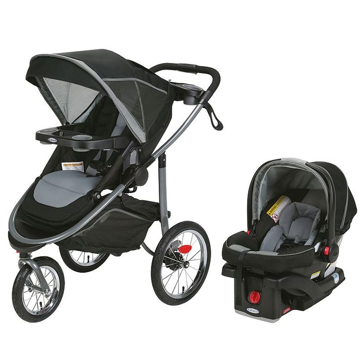 Graco Modes Jogger Stroller Travel System (With images
