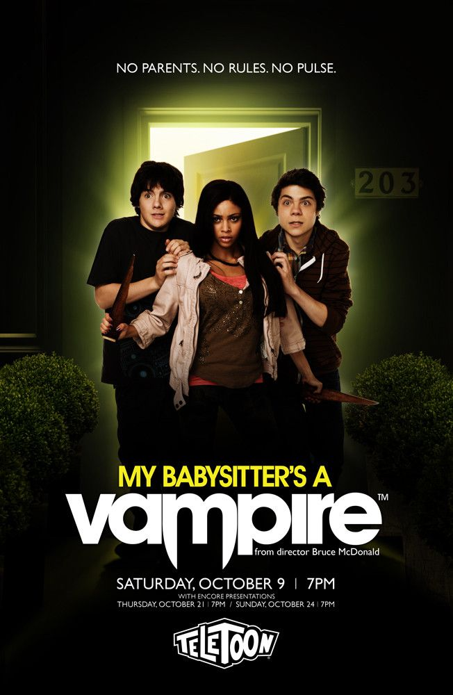 my babysitter's a vampires | My Babysitter's A Vampire, Movie Review