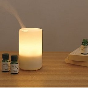 Would somebody please buy me this? I saw it in-store at Muji's the other day and it's absolutely fab! For all of us essential oil lovers :)    Using ultra sound waves, the best selling Aroma Diffuser is designed to quietly disperse a soft fragrance in a fine mist. Choose your fragrance and simply place 3 drops of the essential oil into the diffuser and wait for the gentle fragrance to fill the room in minutes.    http://www.muji.eu/index.asp