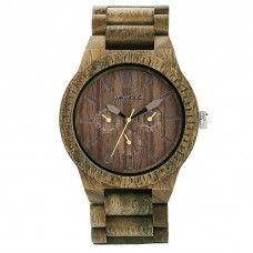 Reloj Kappa Army WeWood