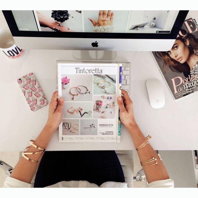 IDEAS PARA LA OFICINA — Si te gusta sobresalir en la oficina, esta Tendencia te va a Encantar!!  Colección Minimalista 2016