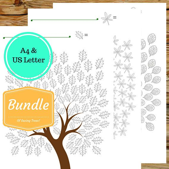 Saving Tree Bundle Goal Tracker. Reach your goals with this goal blasting colouring bundle!