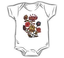 "☘https://t.co/cssl2KR2Me🌺  ""Fabulous Flowers"" #babyclothes on @MaksciaMind #redbubble shop ⤴  #baby #kids #newborn #OnePiece #mom #flowers"