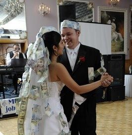 Money Dance A Touch Of Pinoy Wedding Tradition