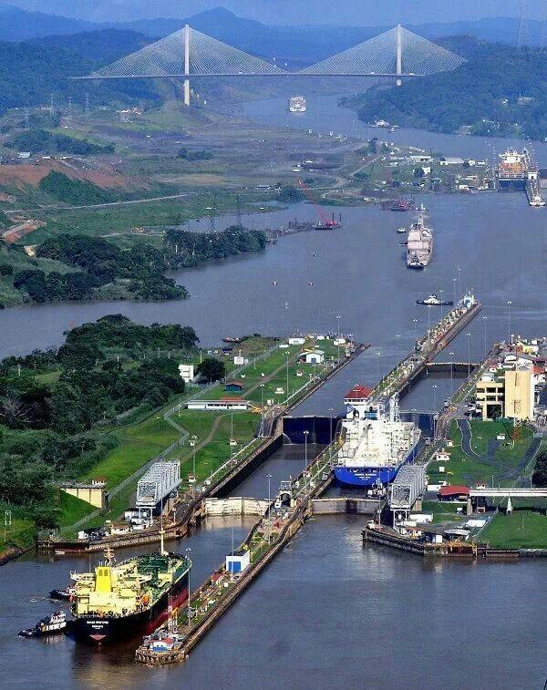 Panama Canal de Panamá