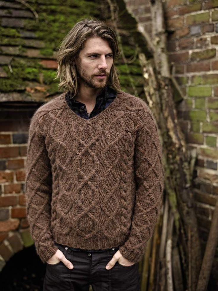 Sweater in Rowan Cocoon | Autumn Knits by Rowan | Black Sheep Wools
