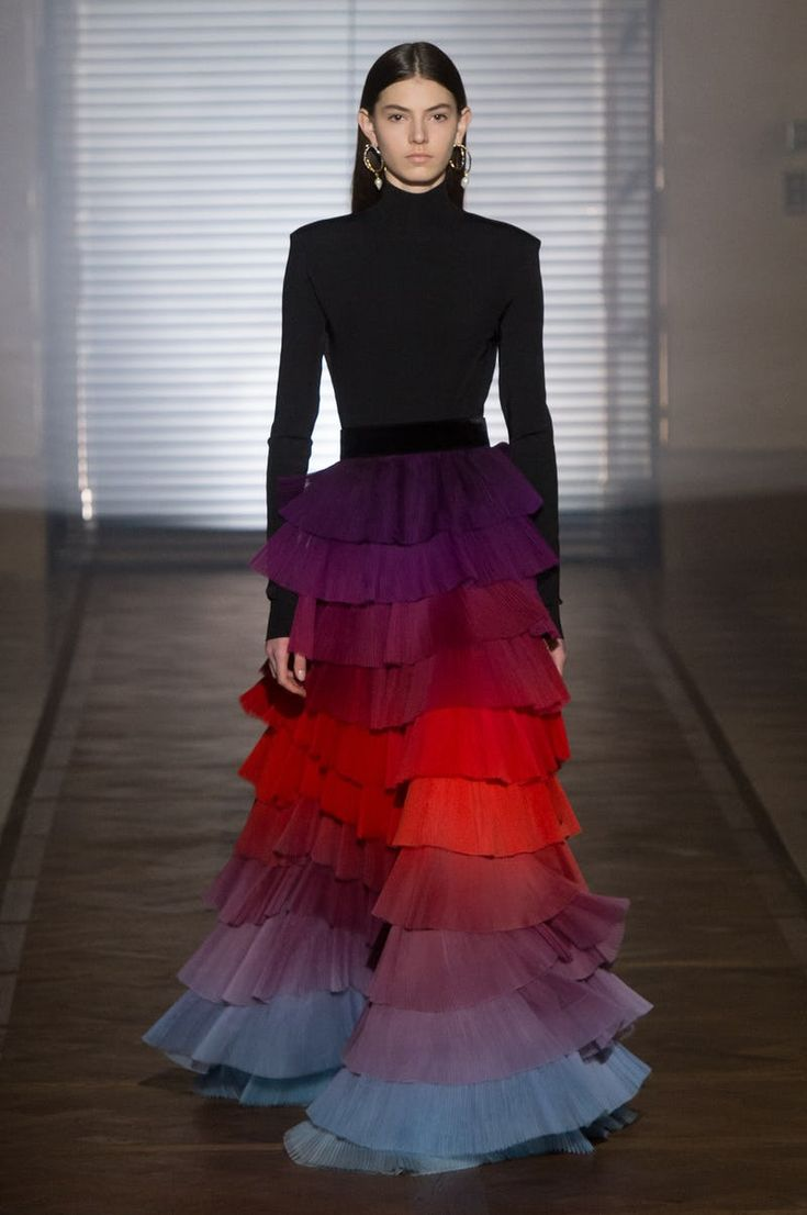 Givenchy | Haute Couture - Spring 2018 | Look 9