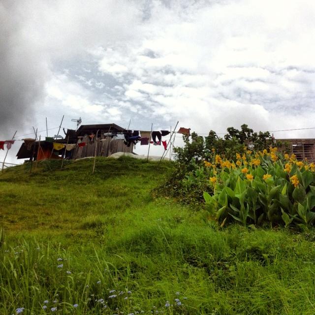 Cameron Highlands, Orang Asli Village, Malaysia