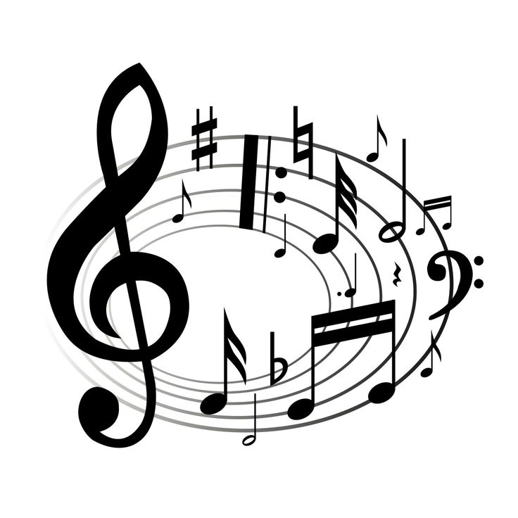 44 best music clipart images on pinterest music ed music rh pinterest com music clipart pages music clipart pages