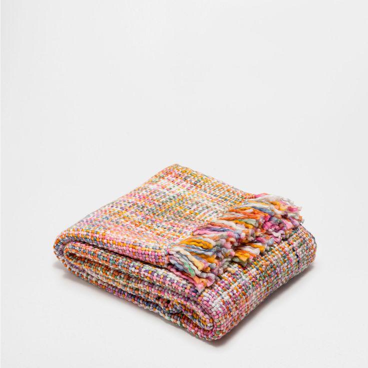 GROVE TRICOT DEKEN - Dekens - Decoratie | Zara Home België / Belgique