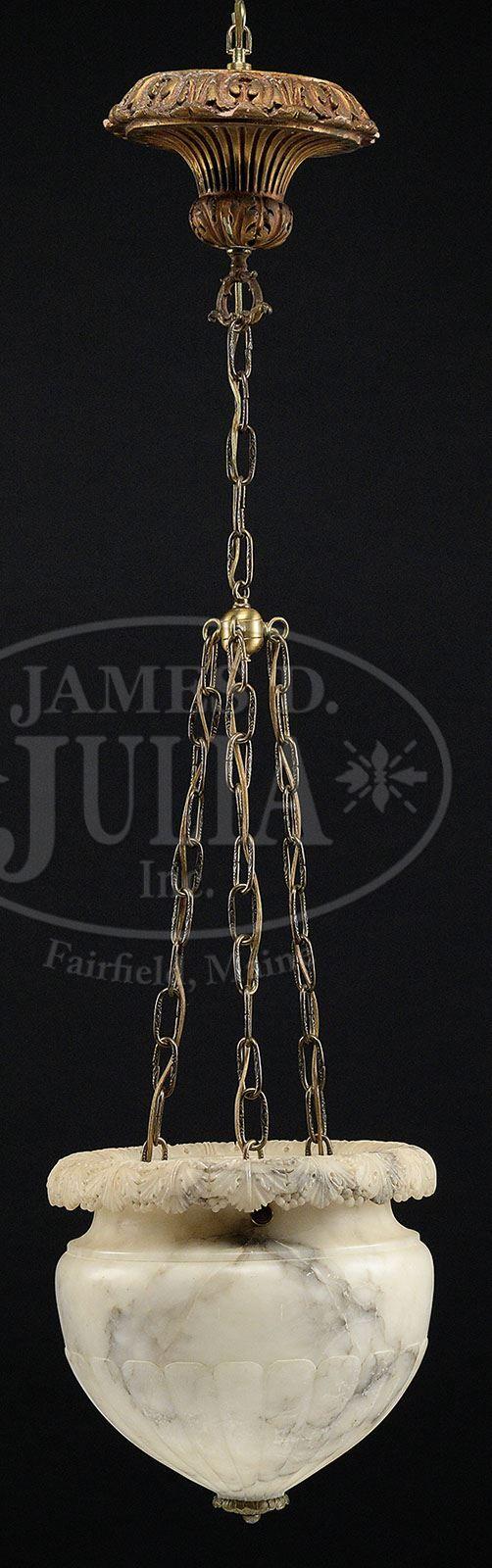 37 best alabaster lighting images on pinterest chandeliers carved alabaster hanging light 19th century arubaitofo Choice Image