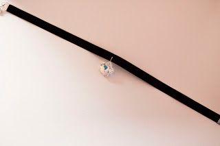 Select Bijoux: Choker cu Swarovski Elements 25 Ron