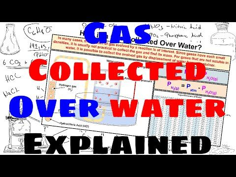 Worksheets 1000 Unbalanced Chemical Equation 1000 images about chemistry class videos on pinterest gas collected over water calculations explained