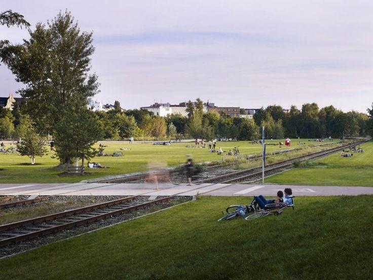 La rinascita sostenibile di ferrovie dismesse