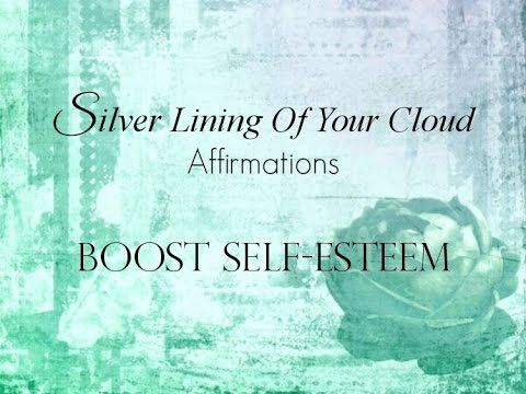 17 Affirmations, about boosting self-esteem. Video has a Calming, Relaxed, Uplifting musical background. Subscribe to my channel for more upcoming videos, by clicking on the SLOYC Cloud. Silver Lining Of Your Cloud website: http://www.silverliningofyourcloud.co.uk/