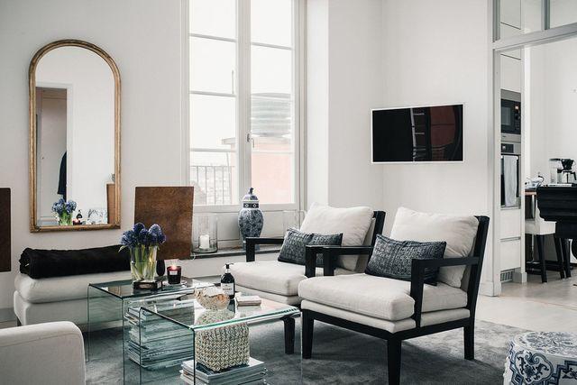 Penthouse livning i bästa New York stil