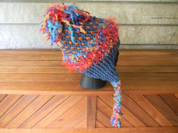 Free Crochet Patterns For Rainbow Boucle Yarn : 1000+ ideas about Boucle Yarn on Pinterest Yarns ...