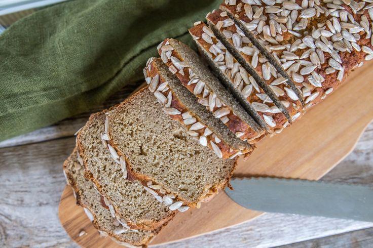 Enkelt och gott glutenfritt bröd!