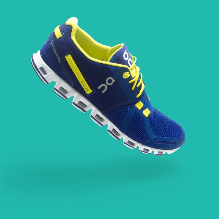 On Cloud | The world's lightest fully cushioned running shoe.