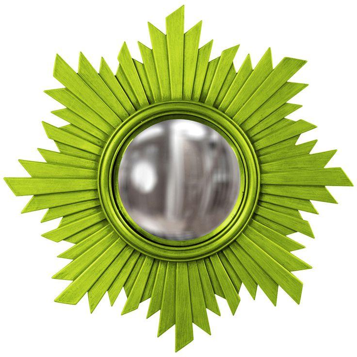 Howard Elliott Euphoria Brushed Nickel Mirror