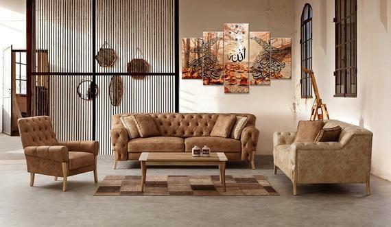 islamic wall art muslim wall art canvas print islamic wall etsy in 2021 furniture design home decor islamic decor