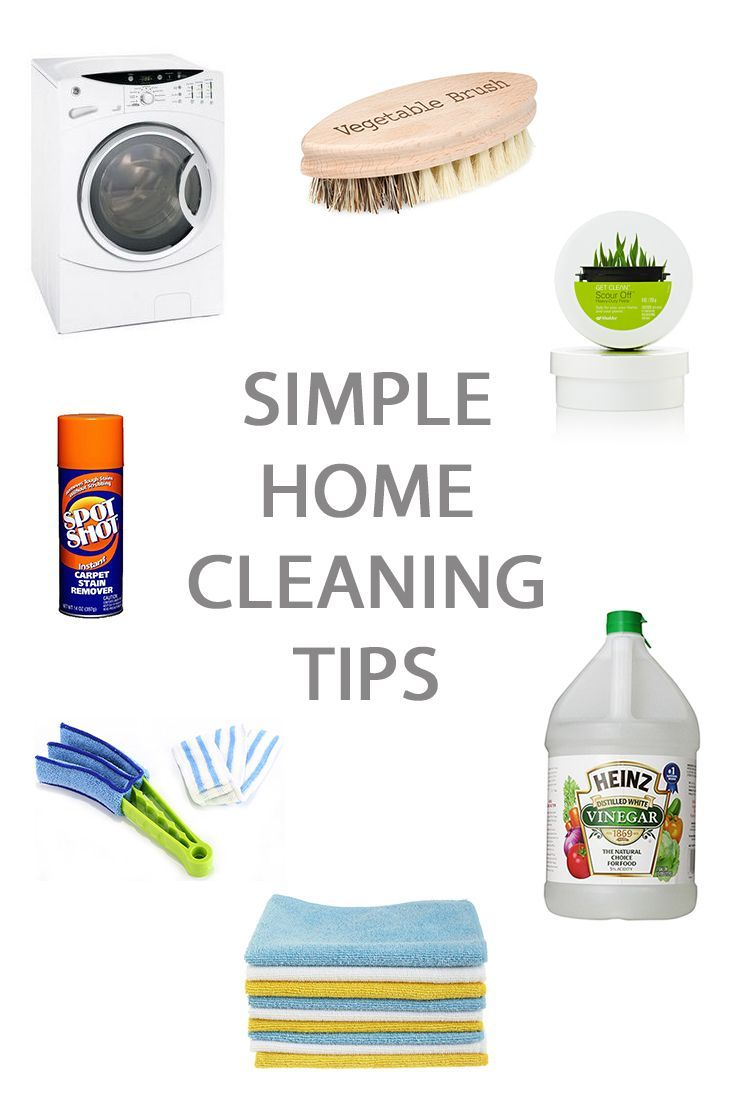 473 Best Cleaning Images On Pinterest Cleaning Hacks