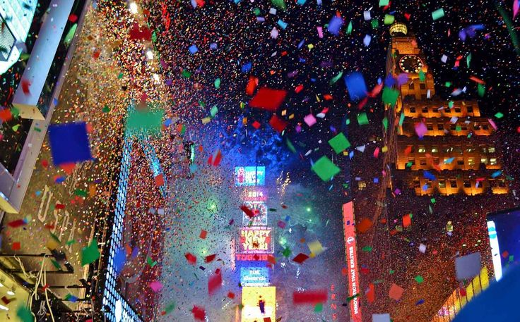 El fin de año en Nueva York: la caída de la bola en Times Square, los fuegos artificiales, fiestas y consejos para disfrutar de la noche.