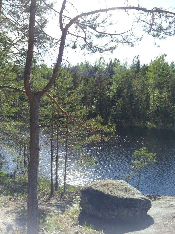 Finland, Nuuksio national park