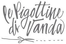 Cartamodello Tris di alberelli | Le Pigottine di Vanda