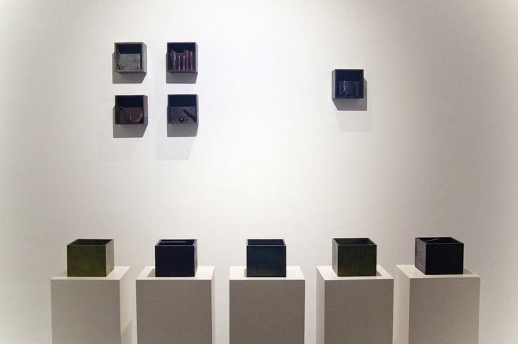 Interiores y Patios de Gonzalo Gónzalo en Sala de Arte Bronzo