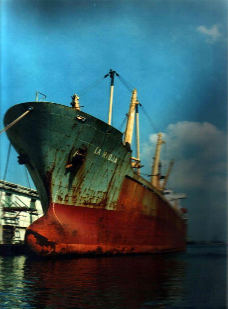 barco viejo Susana Soto Poblette