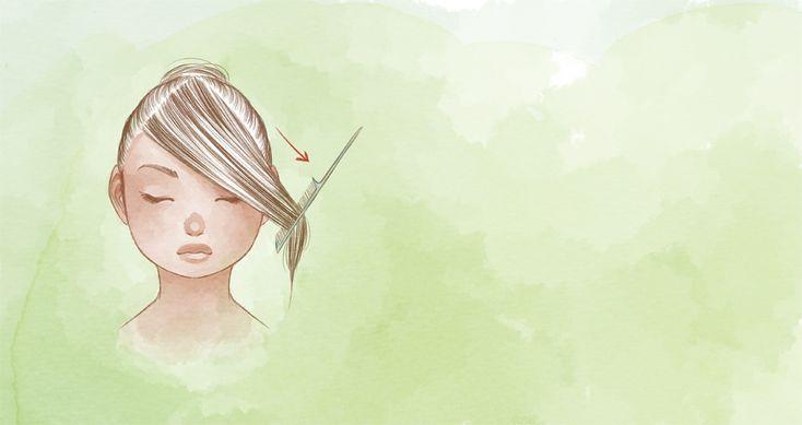 Guia ilustrado traz técnicas para cortes simples de cabelo em casa - Beleza - UOL Mulher