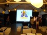 """Aula365 Speedy lanzó la primera película en 3D donde """"Los Creadores"""" viajarán en el tiempo. Aquí les dejamos algunas imágenes del evento de prensa. ¡Felicitaciones equipo!"""