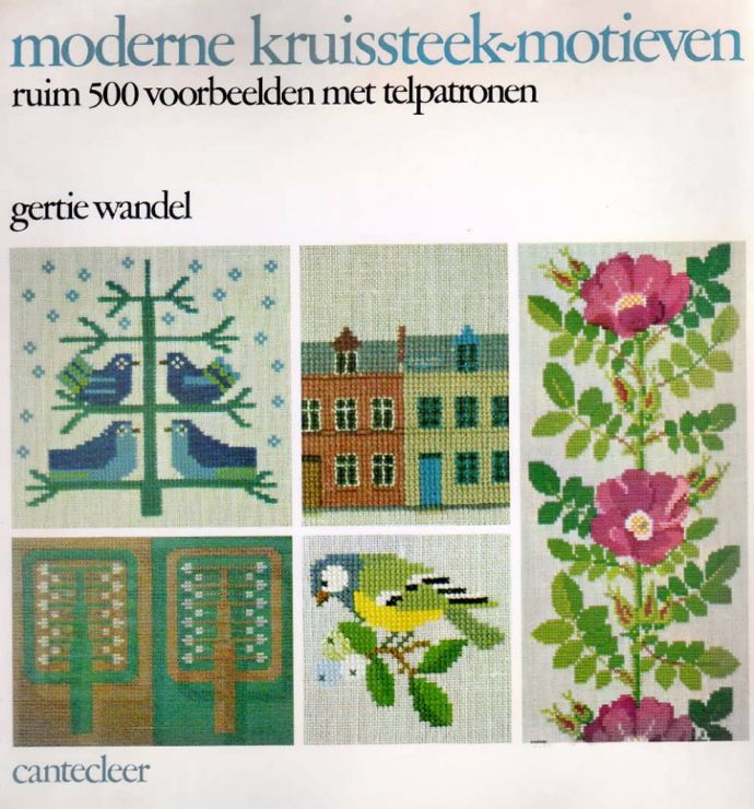 Gallery.ru / Фото #1 - Moderne kruissteek-motieven УЛУЧШЕНО - Mosca