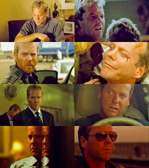Jack Bauer Funny Quotes: 17 Best Images About Kiefer Sutherland
