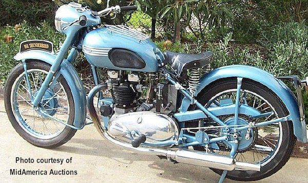 The 1953 Triumph Thunderbird pre-unit 650 twin w/eye-popping Pictures, Specs, History & more...